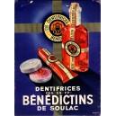 BÉNÉDICTINS DE SOULAC - Dentifrices