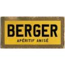 BERGER - Apéritif anisé