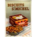 BISCUITS SAINT-MICHEL - Biscuit tout au beurre