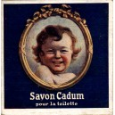 CADUM - Savon pour la toilette