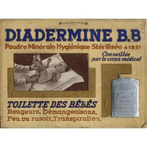 DIADERMINE B.B - Poudre minérale hygiénique stérilisée à 125°C