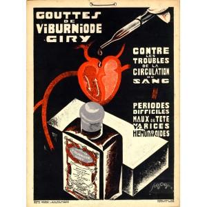 LABORATOIRE G. GIRY - Gouttes pour améliorer la circulation sanguine