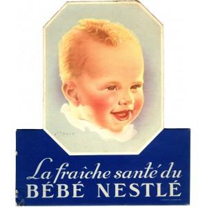 NESTLÉ - La fraîche santé du bébé Nestlé