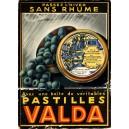 PASTILLES VALDA - Pastilles à la menthe