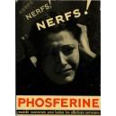 PHOSFERINE - Remède pour les nerfs