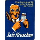 SELS KRUSCHEN - Une bonne santé pour 3 sous par jour