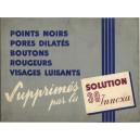 SOLUTION 39 INNOXA - Solution éliminatrices d'impurtés pour l'épiderme