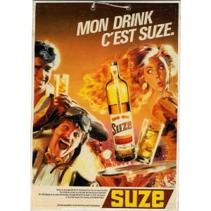 SUZE - Boisson alcoolisée