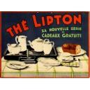 THÉ LIPTON - Nouvelle série de cadeaux gratuit