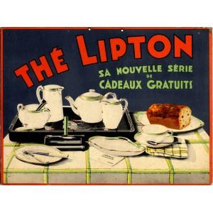 THÉ LIPTON - Nouvelle série de cadeaux gratuits