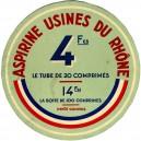 USINE DU RHÔNE - Aspirine